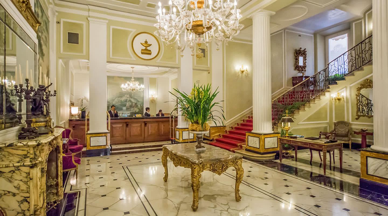 Salute E Sicurezza Grand Hotel Majestic Gia Baglioni Hotel 5 Stelle Lusso