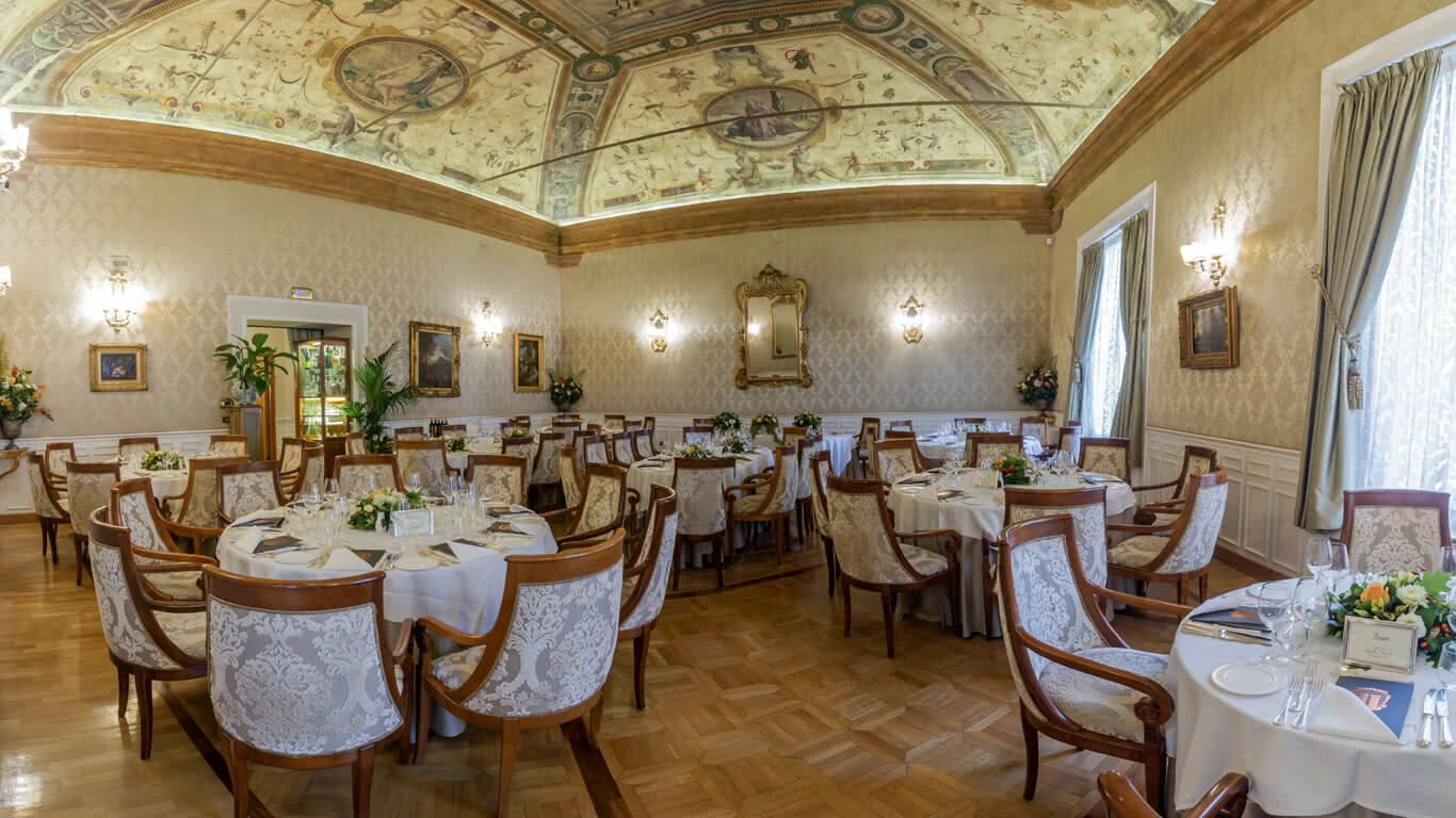 Matrimonio da favola a bologna grand hotel majestic gi for Ristorante il rosso bologna