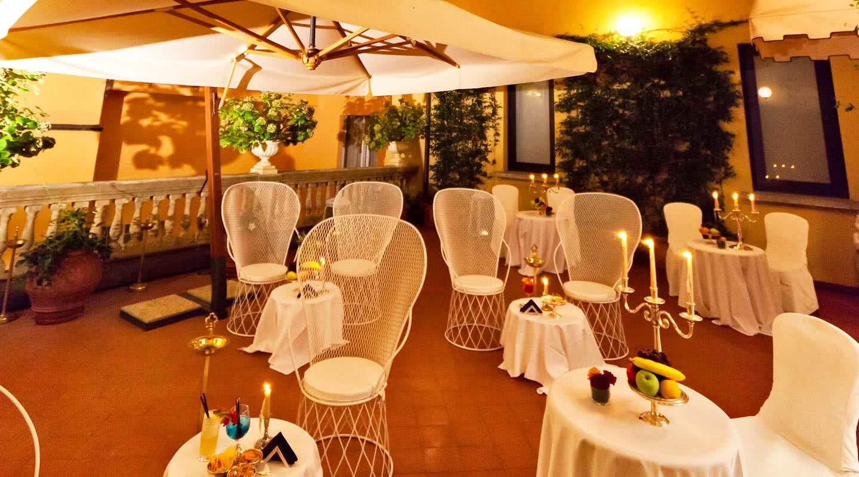 Terrazze Majestic | Grand Hotel Majestic \