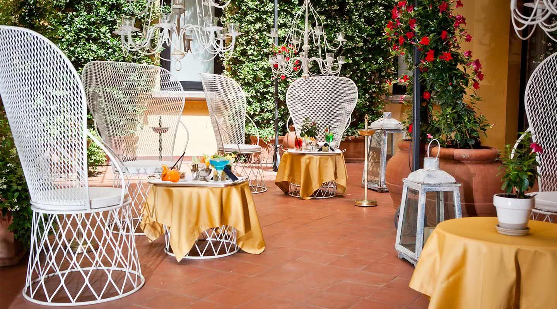 Dining Bar Grand Hotel Majestic Già Baglioni Luxury