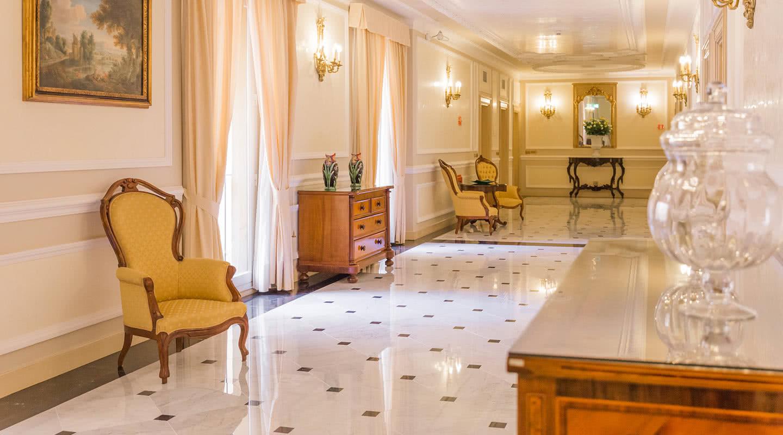 Unique Luxury Five Star Hotel In Bologna Grand Hotel Majestic Gia Baglioni Luxury 5 Stars Hotel