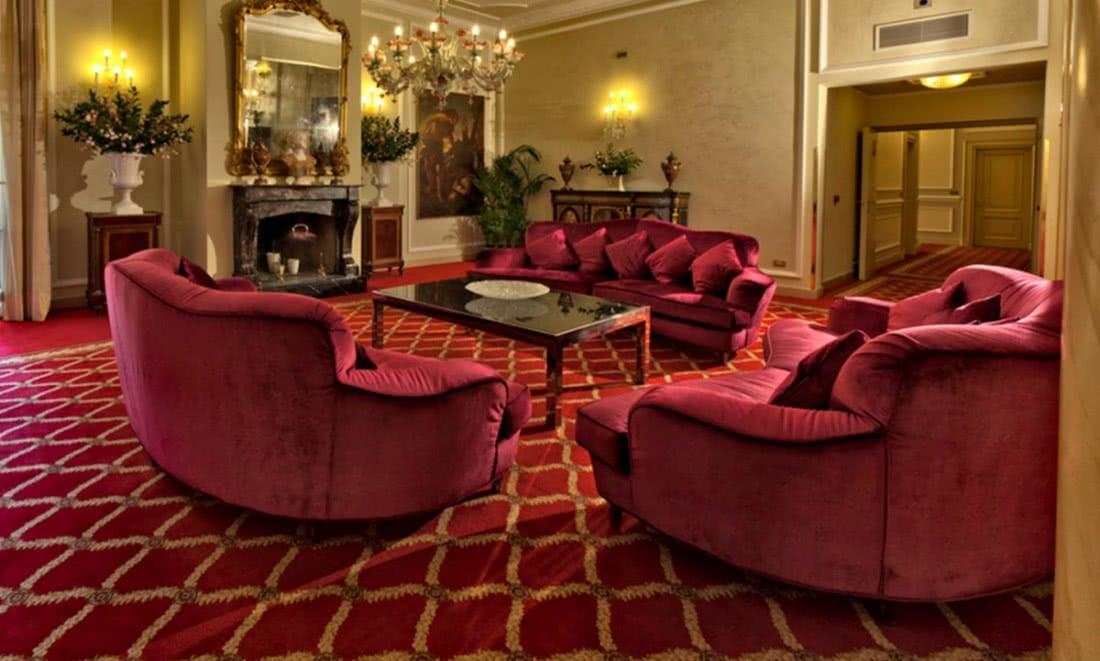Storia grand hotel majestic gi baglioni hotel 5 for 1 piani di lusso di una storia