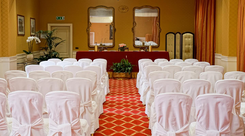 Grand Hotel Italia Sala Foyer : Sala rinascimento grand hotel majestic quot già baglioni