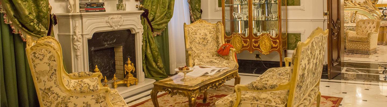 La Presidential suite Giuseppe Verdi