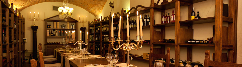 The enoteca Morandi