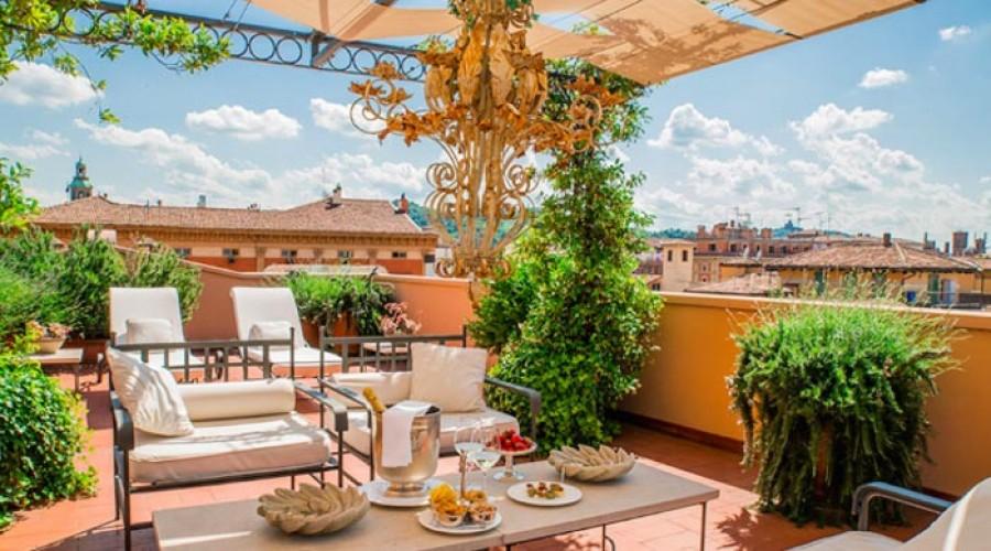 Solstizio dei Sensi: Cena in Terrazza sotto le stelle | Grand Hotel ...