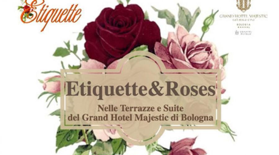 Etiquette Roses 2019 Grand Hotel Majestic Già Baglioni