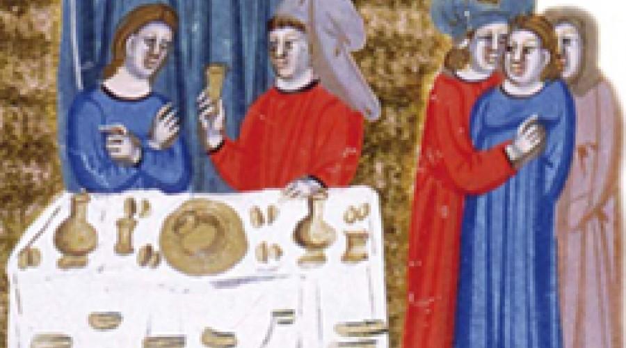 Il cibo come cultura: le arti e l'alimentazione