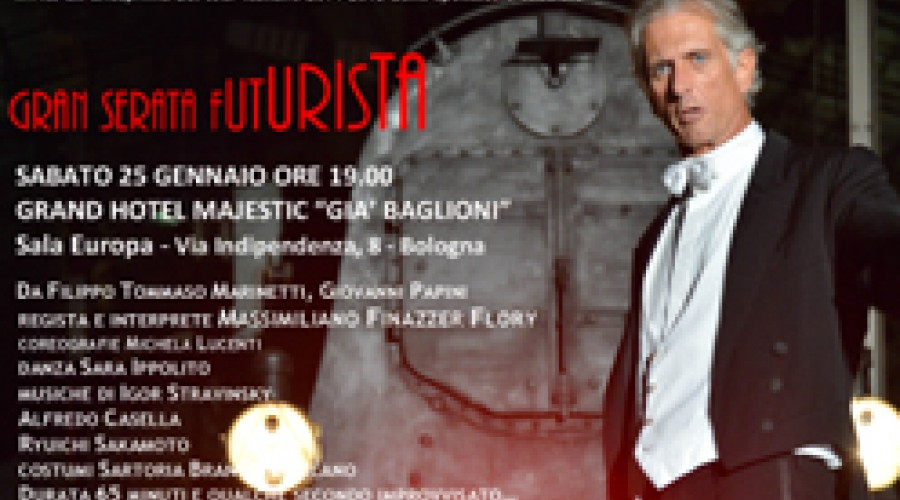 Preview Serata Futurista Bologna