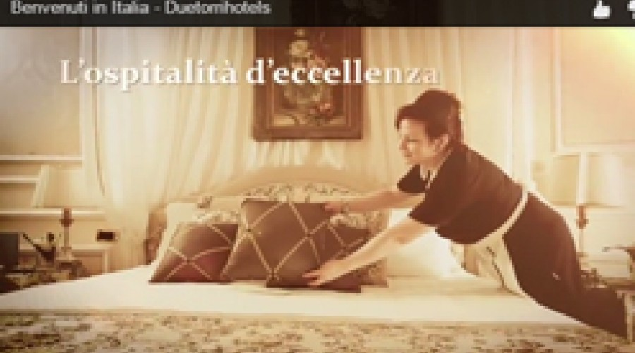 Welcome in Italy - Duetorrihotels - Bologna