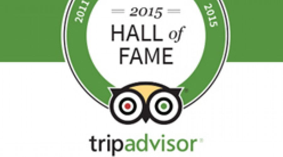 Tripadvisor Hall of Fame Grand Hotel Majestic