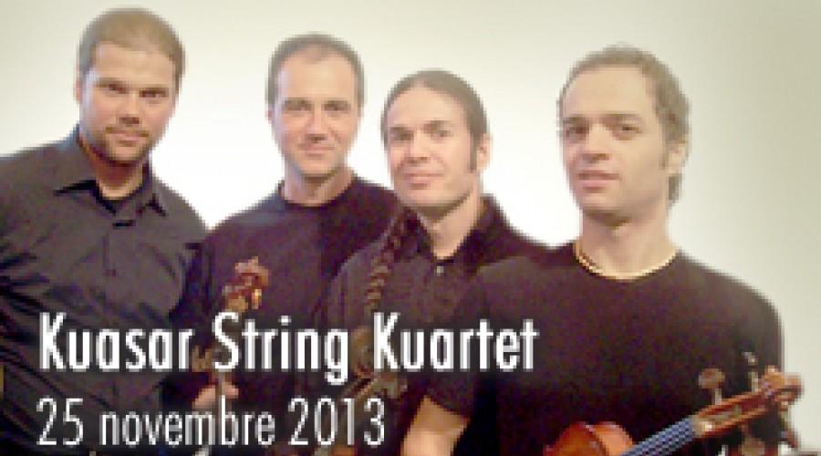 Kuasar String Kuartet musica Jazz Bologna Grand Hotel Majestic
