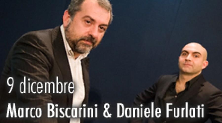 Musica Jazz, arte e gusto a Bologna con Marco Biscarini e Daniele Furlati
