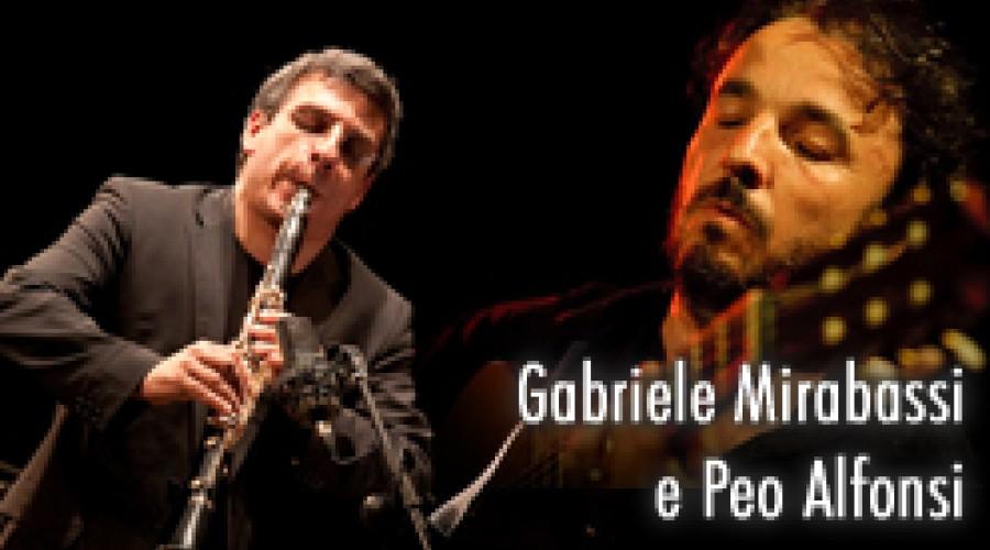 Jazz a Bologna con Gabriele Mirabassi e Peo Alfonsi Ristorante Carracci